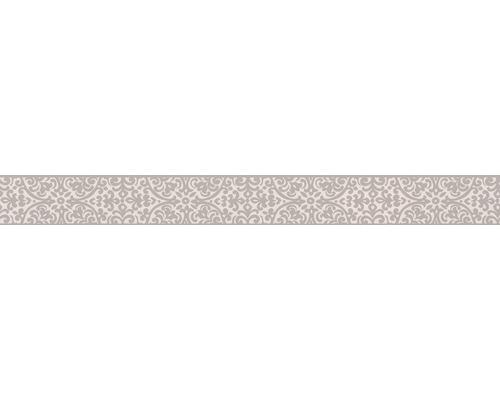 Frise Stick Up`s Rameaux gris blanc 5m x 53cm