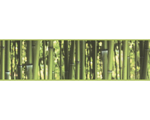 Frise Only Borders 8 Bambou vert 5 m x 17,7 cm
