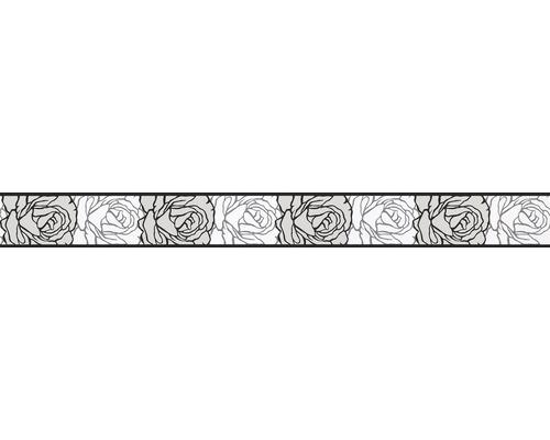 Frise Stick Up`s Rose gris 5m x 5.3cm