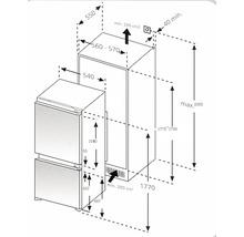 Küchenzeile Held Möbel Mailand 390 cm weiß hochglanz inkl. E-Geräte 638.1.6210-thumb-32