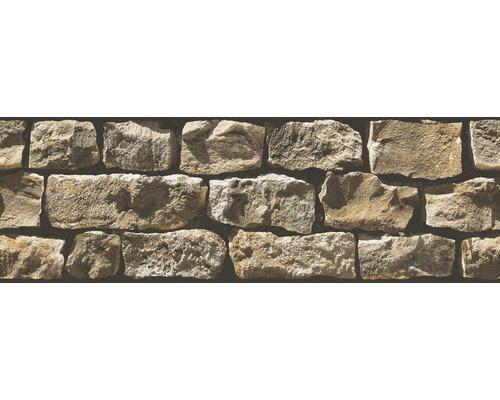 Frise Only Borders 8 Pierre naturelle brun 5 m x 17,7 cm