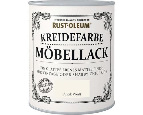 Kreidefarbe antikweiß 750 ml