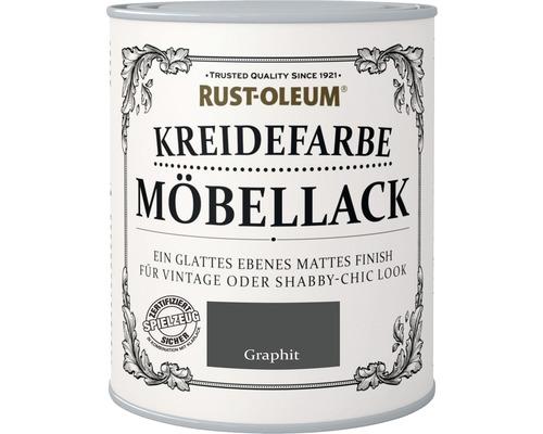 Kreidefarbe graphit 750 ml