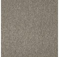 Dalle de moquette Diva 810 marron-gris 50x50 cm
