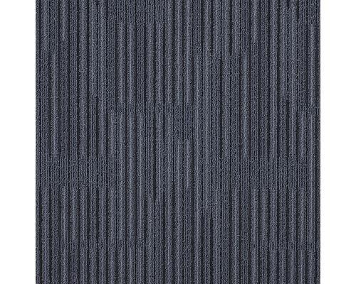 Teppichfliese Zenit 380 blau 50x50 cm