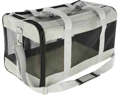 Sac de transport Casual 41x28x29cm gris