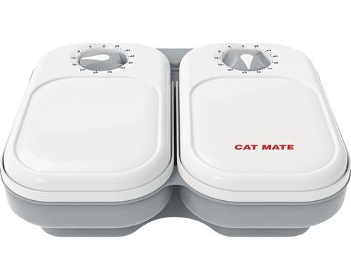 Distributeur automatique de nourriture CAT MATE 2x400 g