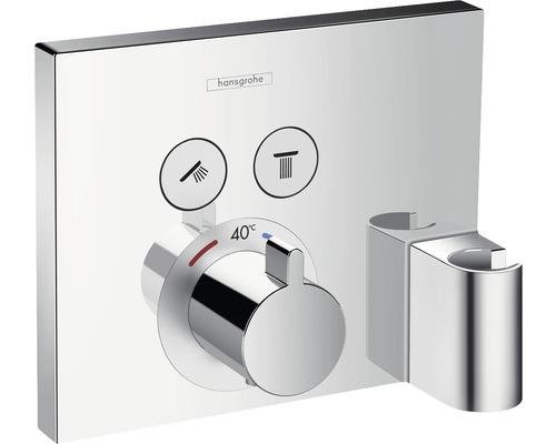 Kit de montage de douche prêt à l''emploi pour corps de base encastré hansgrohe1110 Shower Select 15765000