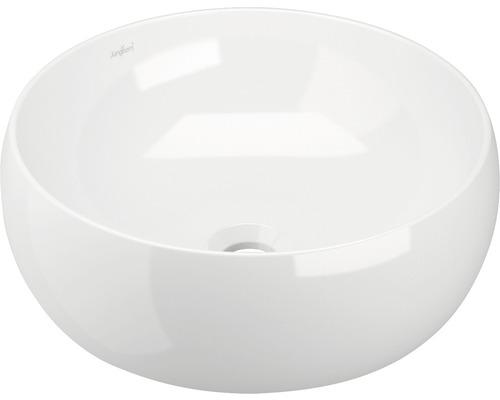 Vasque à poser Jungborn Elon 38 cm blanc