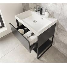 Waschtischunterschrank Chicago 59 cm anthrazit-thumb-3