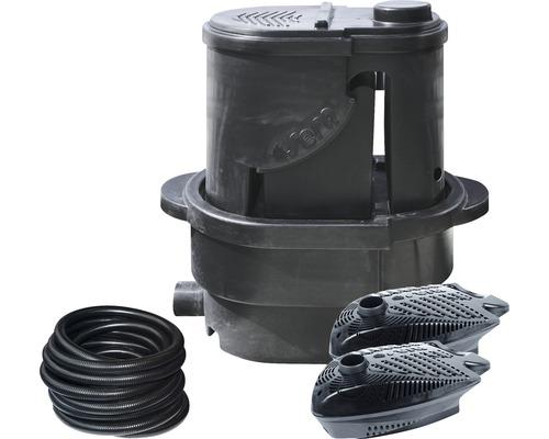 Filtre pour bassin sera KOI Professional 24000 anthracite
