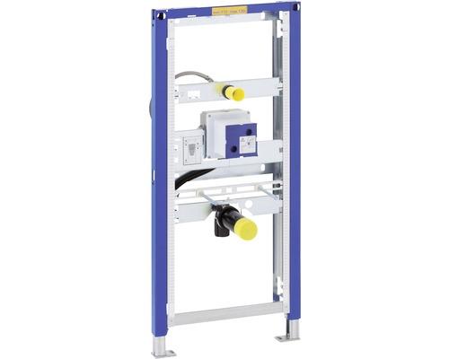 Bâti-support pour commande d'urinoir dissimulée Geberit Duofix 112 - 130 cm 111.689.00.1