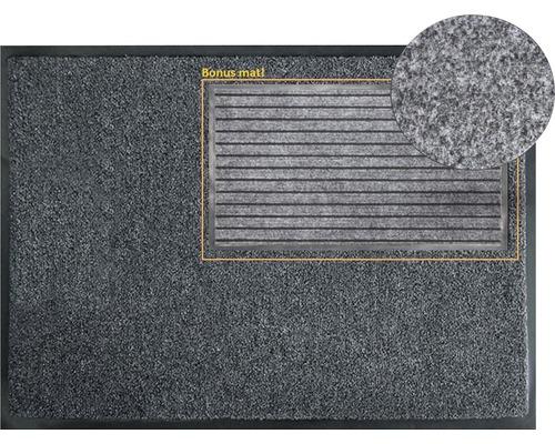 Paillasson anti-salissures 2en1 80x120cm