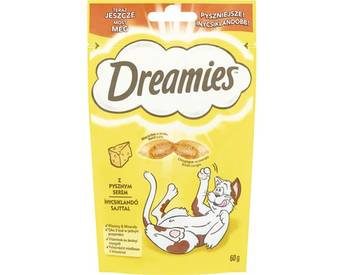 Dreamies au fromage 60 g