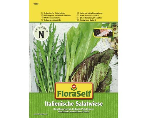 Mélange de graines de salades italiennes FloraSelf ruban de graines (5m)