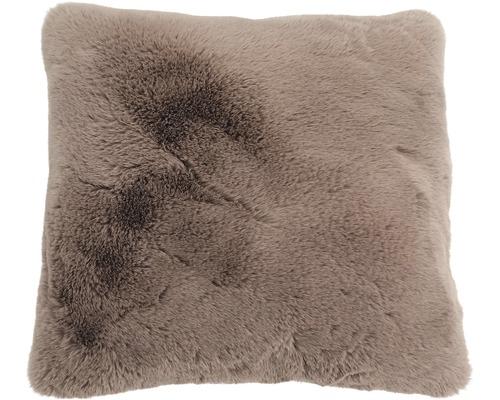 Dekokissen Romance Soft altrosa 45x45 cm