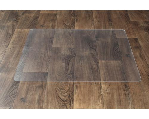 Bodenschutzmatte transparent 120x150 cm