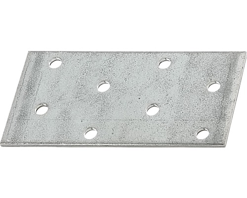 Flachverbinder 60 x 40 mm, sendzimirverzinkt, 1 Stück