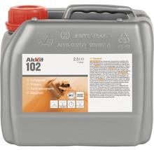 Akkit 102 Tiefengrund für saugende Untergründe 2,5 L