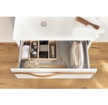 Waschtischunterschrank Agitar weiß 69 x 50,5 x 39,5 cm ohne Waschtisch-thumb-5