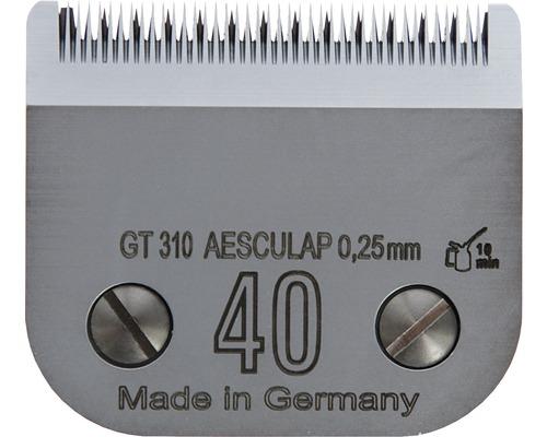 Tête de tonte SnapOn 0,25mm, n° 40