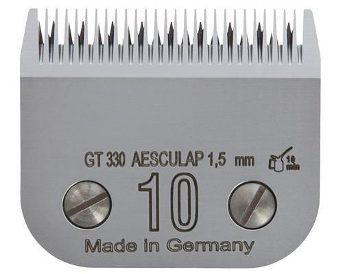 Tête de tonte SnapOn 1,5mm, n° 10