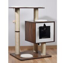 Arbre à chats Lucy 64x48x80cm-thumb-2
