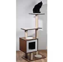 Arbre à chats Sammy 68x40x120 cm-thumb-3