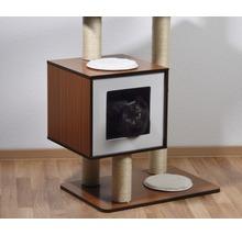 Arbre à chats Sammy 68x40x120 cm-thumb-4