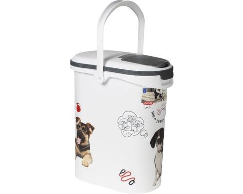 Conteneur de nourriture pour chiens Karlie Curver avec poignée 10l