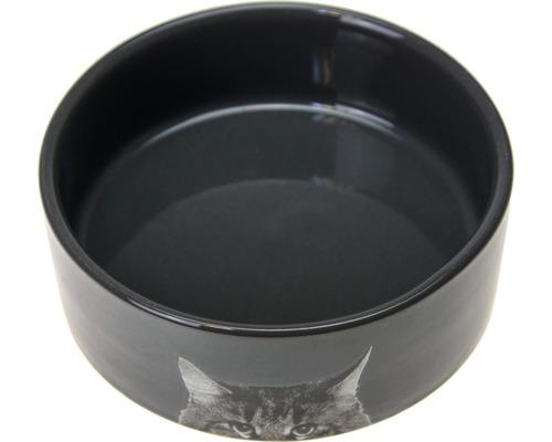 Napf Karlie Keramik 250 ml anthrazit