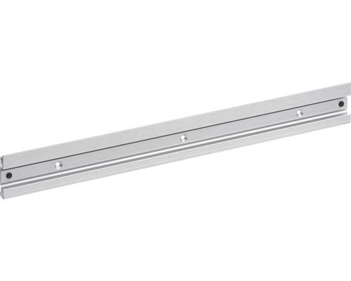 Gerätehalterleiste Aluminium 500 mm