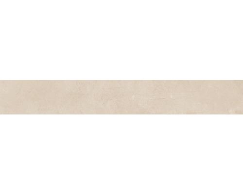 Plinthe Cementine crème 8,5 x 60 cm