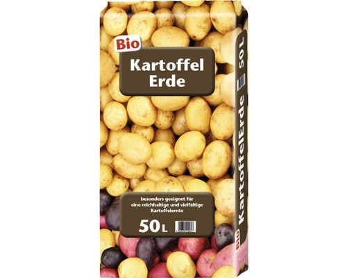 Terreau Bio pour pommes de terre 50 L