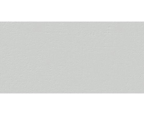 Carrelage pour sol et mur en grès cérame fin 30 x 60 cm Matrix gris argent Random2 R11B