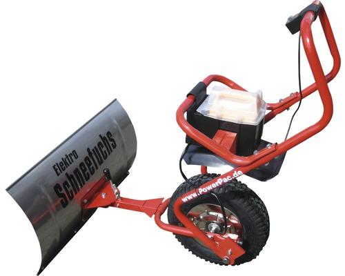 Chasse-neige sur batterie balai électrique balayeuse PowerPac ES230 Schneefuchs
