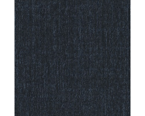 Dalle de moquette Frame 578 bleu foncé 50x50 cm