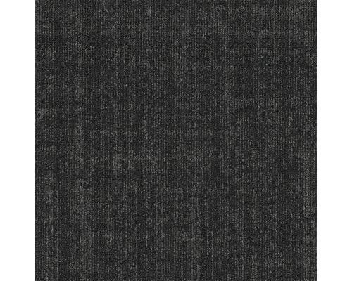 Teppichfliese Frame 990 schwarz 50x50 cm