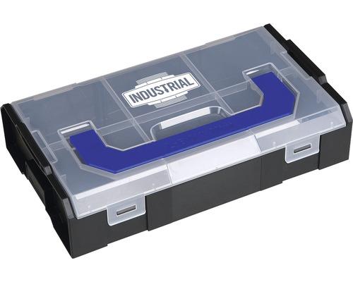 Boîte à outils Industrial L-BOXX Industrial Mini transparente