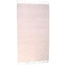 Tapis de chiffon CHENILLE rose 90x160cm-thumb-0