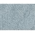 Teppichboden Kräuselvelours Romantica hellblau 500 cm breit (Meterware)