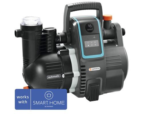 Hauswasserautomat GARDENA smart Pressure Pump 5000/5E - Kompatibel mit SMART HOME by hornbach