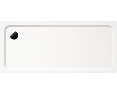 Duschwanne Kaldewei SUPERPLAN XXL 412-1 100 x 140 x 4,3 cm weiß matt mit Secure Plus Antirutschbeschichtung
