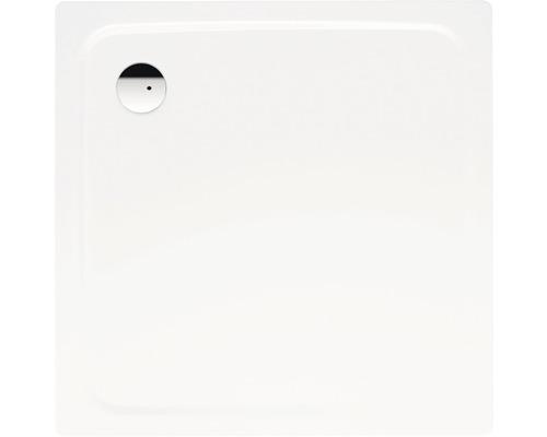 Duschwanne Kaldewei SUPERPLAN 404-1 90 x 100 x 2,5 cm weiß mit Secure Plus Antirutschbeschichtung