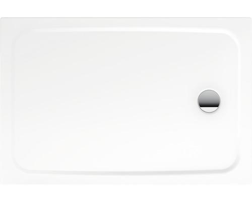 Duschwanne Kaldewei Cayonoplan 80 x 150 x 2,5 cm weiß matt Mod. 2271-1 mit Secure Plus Antirutschbeschichtung