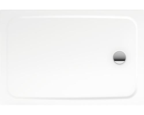 Duschwanne Kaldewei Cayonoplan 80 x 160 x 2,5 cm weiß matt Mod. 2276-1 mit Secure Plus Antirutschbeschichtung