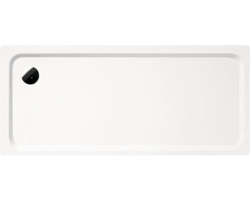 Duschwanne Kaldewei SUPERPLAN XXL 408-1 70 x 140 x 3,9 cm weiß matt mit Secure Plus Antirutschbeschichtung