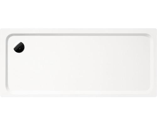 Duschwanne Kaldewei SUPERPLAN XXL 410-1 75 x 140 x 4,0 cm weiß mit Secure Plus Antirutschbeschichtung
