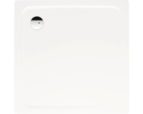 Duschwanne Kaldewei SUPERPLAN 405-1 90 x 110 x 2,5 cm weiß matt mit Secure Plus Antirutschbeschichtung