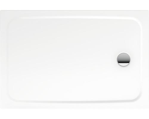 Duschwanne Kaldewei Cayonoplan 75 x 120 x 1,85 cm Mod. 2261-1 weiß